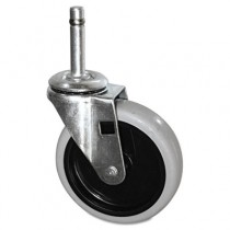 "Rubbermaid 3424-L6 Swivel 4"" Caster"