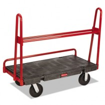 "Rubbermaid 4464 Platform Truck-Heavy-Duty-A Frame Panel Truck (30"" x 60"")"