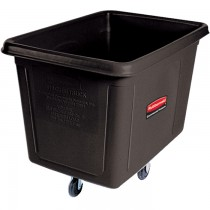 Rubbermaid 4619 Cube Truck 20 CU FT 600-lb Capacity