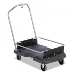 Rubbermaid 9F55 Ice-Only Cart 500-lb Capacity